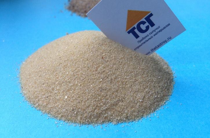 песок для песочницы прокаленный