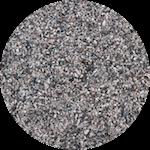 Гранитный отсев фракции 0-5 мм серого цвета